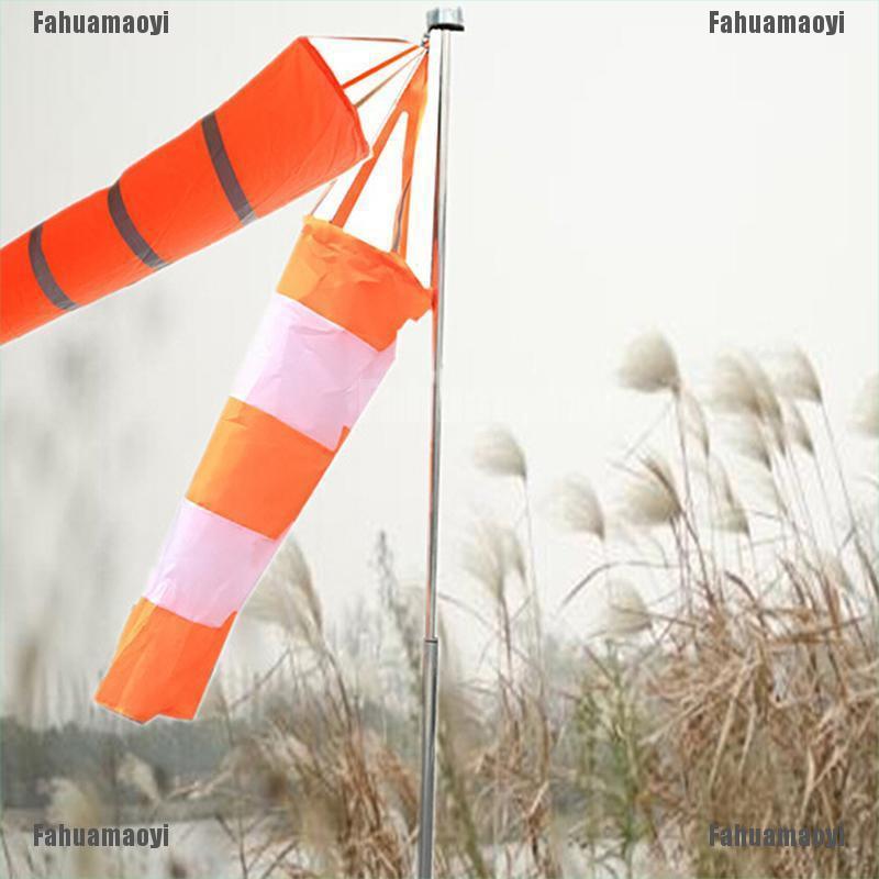 fahuamaoyi.th Nylon weather vane windsock outdoor toy kite wind monitoring wind indicator