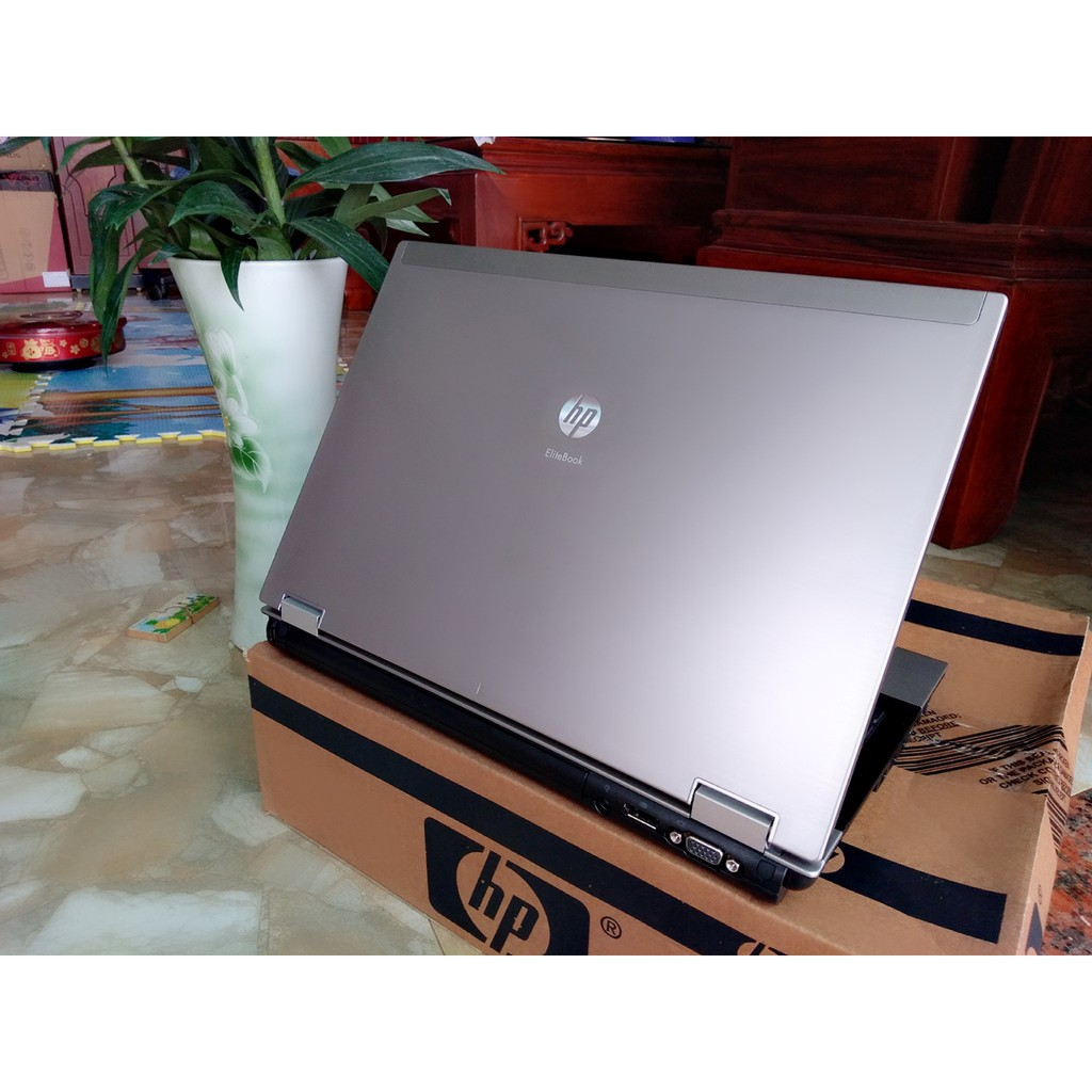 LAPTOP HP 8440P i5/4G/320G HDD Card rời