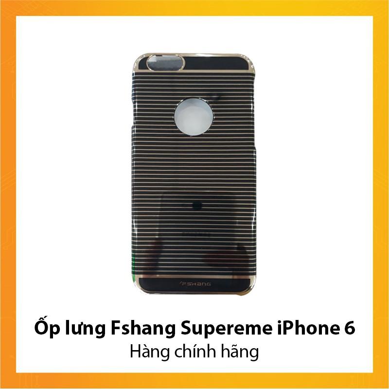 Ốp lưng Fshang Supreme iPhone 6 - Hàng chính hãng
