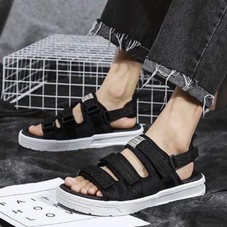 Giày Dép Sandal nam nữ Unisex 3 quai Sport Thời trang - LEGEND SNEAKERS MD06