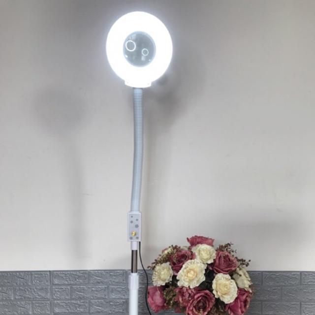 Đèn led 120 bóng siêu sáng dành cho spa, phun xăm, nối mi