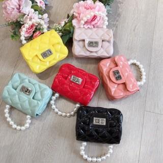 Túi Nhựa MiNi Quai Ngọc Siêu Xinh thumbnail