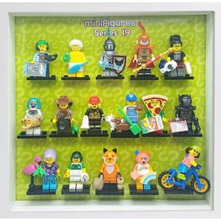 [New seal] LEGO Minifigures Series 19 – Bộ sưu tập nhân vật số 19 – 71025