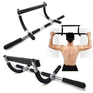 ✨READY STOCK Chin Pull Up Bar Exercise Heavy Duty Doorway Fitness Multi Function Home Gym USA