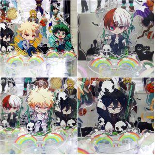 Mô hình standee Lắc Lư anime Boku no Hero Academia (9cm)