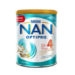 (DATE 2022) Sữa Nan Optipro 4 900g thumbnail