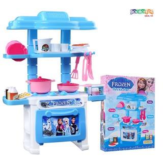 Đồ chơi nhà bếp Frozen Mini Kitchen cực thú vị cho bé