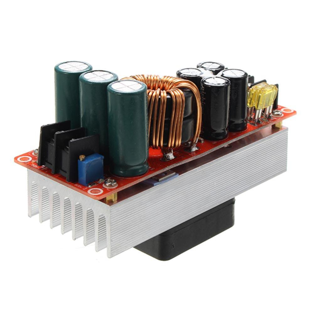 1500W 30A DC-DC Constant Voltage Current Stepup Power Supply Module Booster