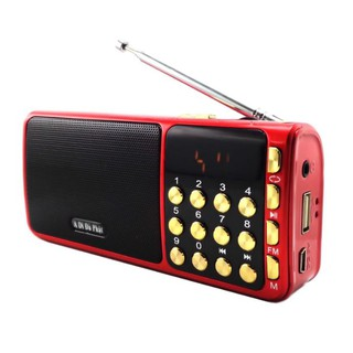 Loa nghe nhạc USB -Thẻ Nhớ- FM A Di Đà Phật SA-932