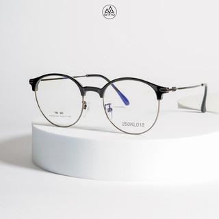 Gọng kính mắt thời trang nữ ANNA cho người cận dáng tròn 250KL018