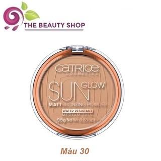 Phâ n Ta o Khô i Catrice Sun Glow Mater Bronzing Powder 030 Medium Skin thumbnail