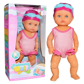 Đồ chơi Búp bê biết bơi cho bé - Toys house 8866A - Đồ chơi bé gái thumbnail