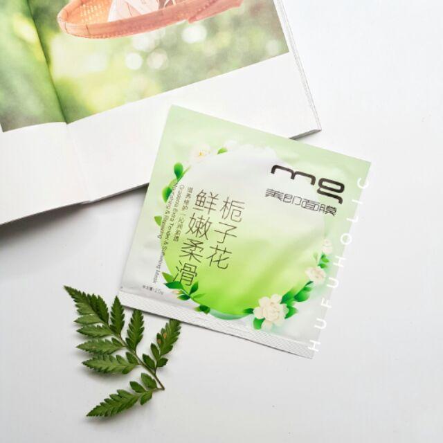 MG - Mask hoa dành dành nuôi dưỡng da