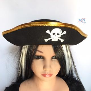 Mũ cướp biển hóa trang Halloween