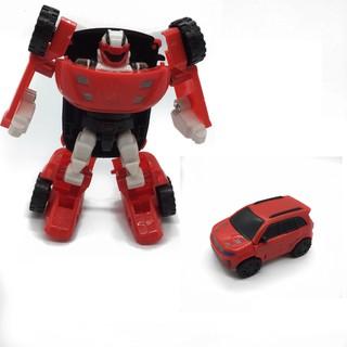 Robot Transformer Biến Hình Ô Tô Loại Nhỏ (RB83168)