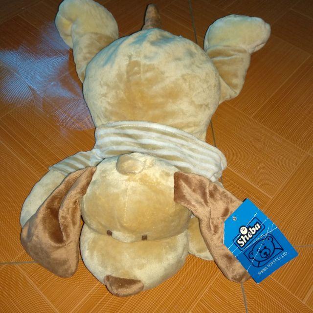 Gấu bông chó nâu 30cm