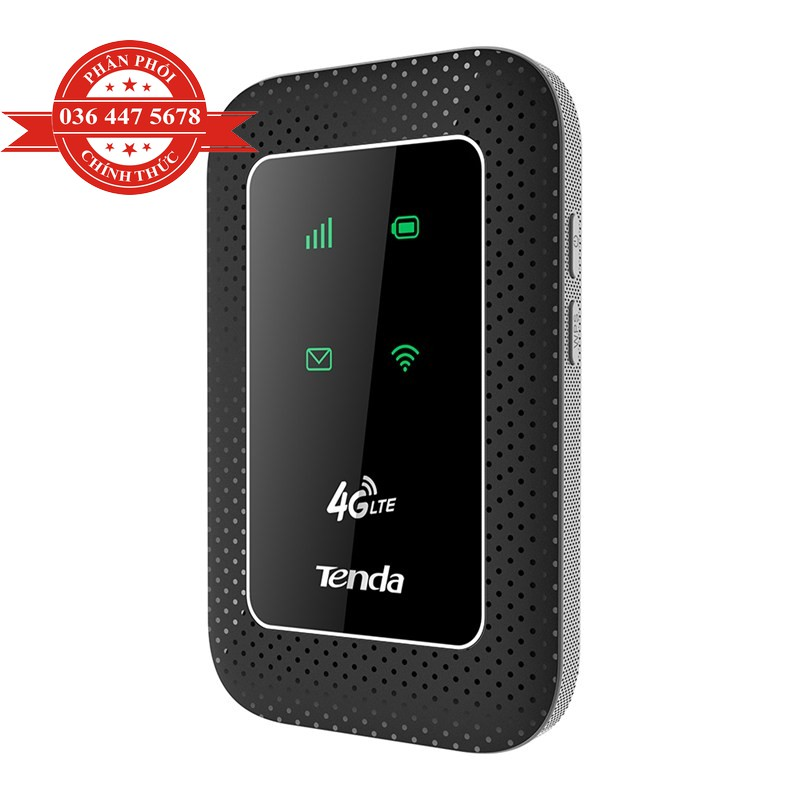 [FREESHIP 99K]_Thiết bị phát WIFI di động 4G Tenda 4G180, hàng chính hãng