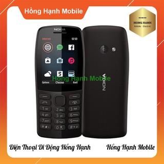 Hình ảnh Điện Thoại Nokia 210 2 Sim - Hàng Chính Hãng - Hồng Hạnh Mobile-0