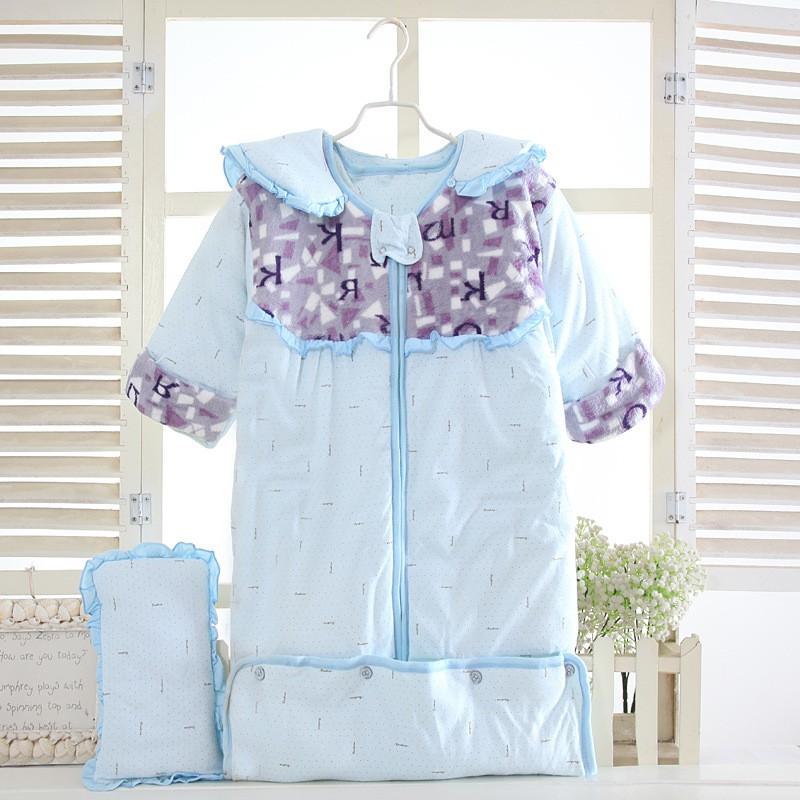 Túi ngủ cho bé sơ sinh TN031 - Túi ngủ trẻ em sơ sinh nhập khẩu - Cho bé từ 0 đến 3 tháng