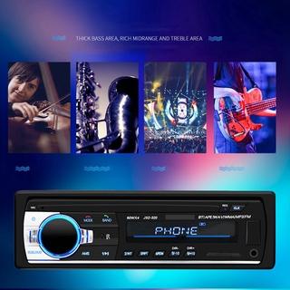 Máy Nghe Nhạc Mp3 Bluetooth Jsd520 Cho Xe Hơi thumbnail