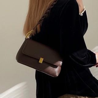 Túi xách nữ đeo 2 kiểu túi đeo vai túi đeo chéo quai bện da mềm độ bền cao kiểu dáng thanh lịch