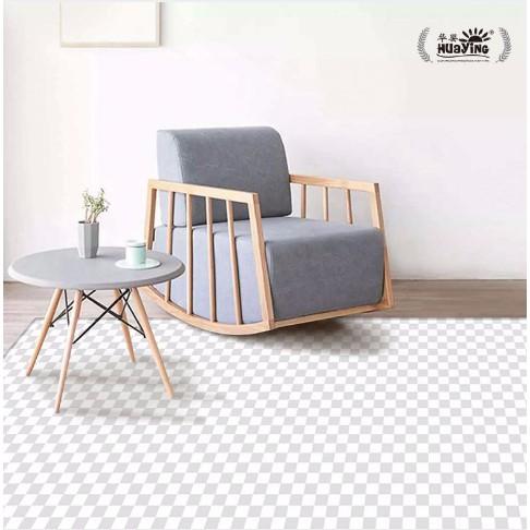 Thảm cuộn 2 mặt chống thấm cho bé 2 mét - Thảm trải sàn em ái, vệ sinh sạch sẽ