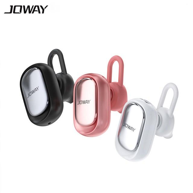 Tai nghe bluetooth Joway H21 V4.1 - siêu nhỏ gọn - 2483699 , 381522028 , 322_381522028 , 231000 , Tai-nghe-bluetooth-Joway-H21-V4.1-sieu-nho-gon-322_381522028 , shopee.vn , Tai nghe bluetooth Joway H21 V4.1 - siêu nhỏ gọn
