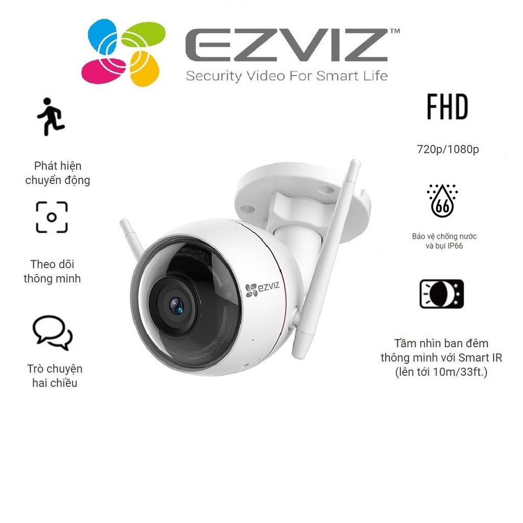 Camera Wifi gắn ngoài trời EZVIZ_CV310 720P/1080P - Hàng chính hãng