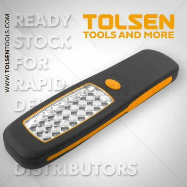 Đèn LED, đèn làm việc Tolsen 60015