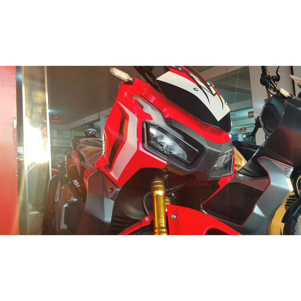 PPF Chóa pha đèn Honda ADV 150 Miếng dán bảo vệ chóa đèn ADV 150