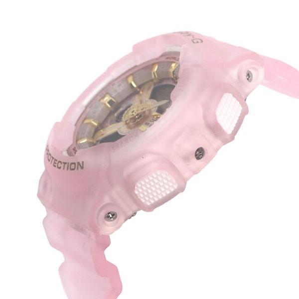 Đồng hồ nữ dây nhựa Casio Baby-G chính hãng Anh Khuê BA-110SC-4ADR