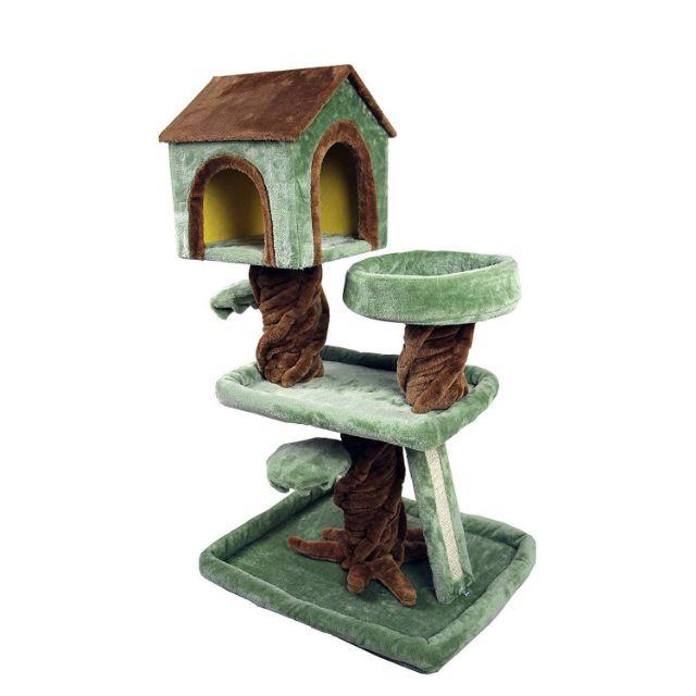 Nhà cây cho mèo