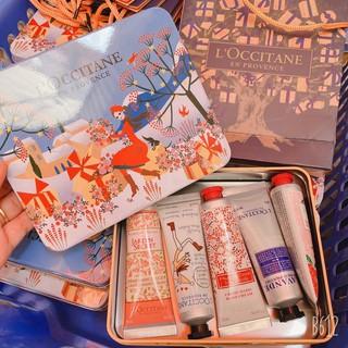 Set 5 Tuýp Kem Dưỡng Da Tay 30ml Phiên Bản Giáng Sinh Giới Hạn thumbnail