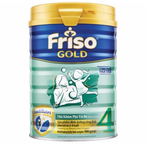 Sữa Friso Gold 4 400g