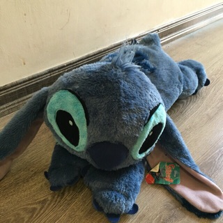 Stitch lông xù màu xanh 70cm