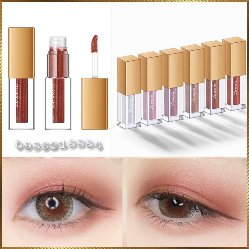 Nhũ mắt ánh kim lấp lánh Lameila Liquid Eye Shadow LLS6