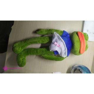 Ếch xanh pepe khuôn mặt biểu cảm – Hàng độc lạ Pepe Frog