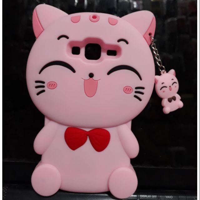 Samsung Galaxy J3 / J3 2016 ốp lưng hình mèo hồng dễ thương - 2800554 , 722917530 , 322_722917530 , 60000 , Samsung-Galaxy-J3--J3-2016-op-lung-hinh-meo-hong-de-thuong-322_722917530 , shopee.vn , Samsung Galaxy J3 / J3 2016 ốp lưng hình mèo hồng dễ thương