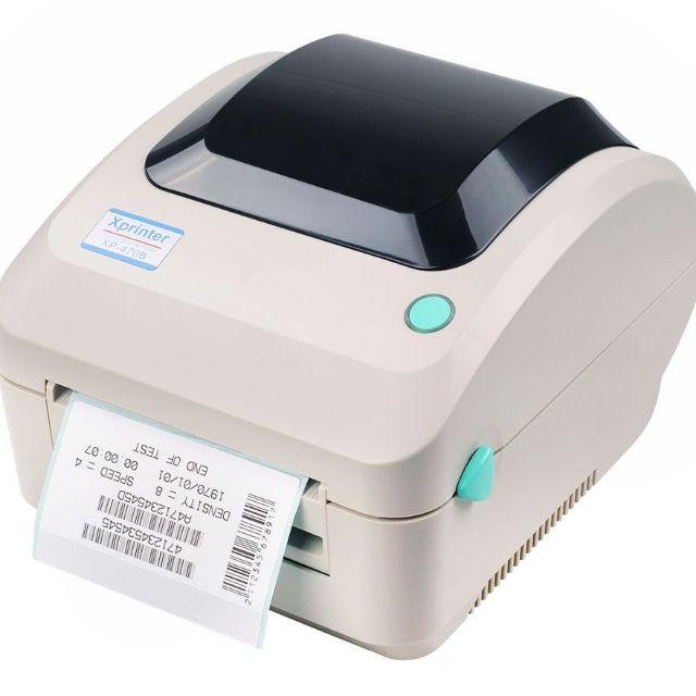 [HOT] Máy in nhiệt, in tem, in mã vạch, in vận đơn TMĐT khổ 110mm Xprinter XP