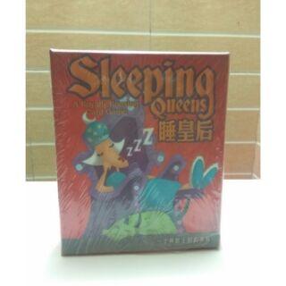Bài đánh thức những nữ hoàng Sleeping Queen Board game