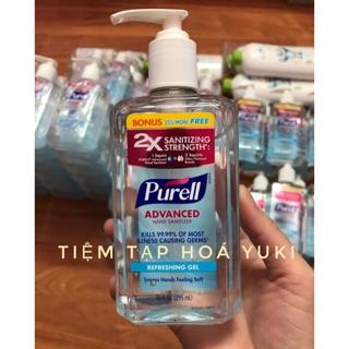 Gel Rửa Tay Khô Diệt Khuẩn Purell 295ml - Hàng Mỹ chính hãng thumbnail
