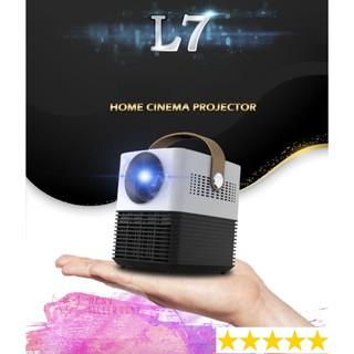 Máy chiếu bỏ túi siêu sắc nét Android mini Wejoy Y7 - Chiếu sáng cả ban ngày