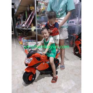 Xe máy điện trẻ em 9188