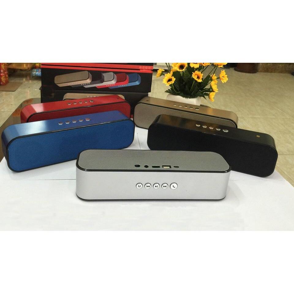 Loa bluetooth J39 hỗ trợ USB, Thẻ nhớ, âm thanh cực hay.