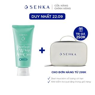"""Sữa rửa mặt dành cho da mụn Senka perfect whip acne care 100g_15554 giá chỉ còn <strong class=""""price"""">7.400.000.000đ</strong>"""