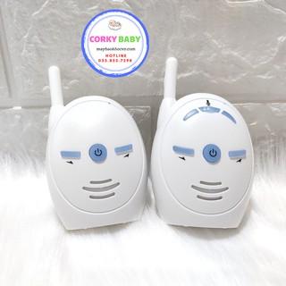 [hàng có sẵn]Máy báo khóc Corky Baby mbk00 - không cần cắm điện, loa to, tiếng rõ, giao tiếp 2 chiều giữa mẹ và bé yêu