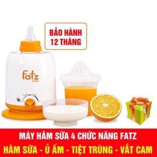 Combo 2 Máy hâm sữa và thức ăn Fatz baby FB3002SL thumbnail