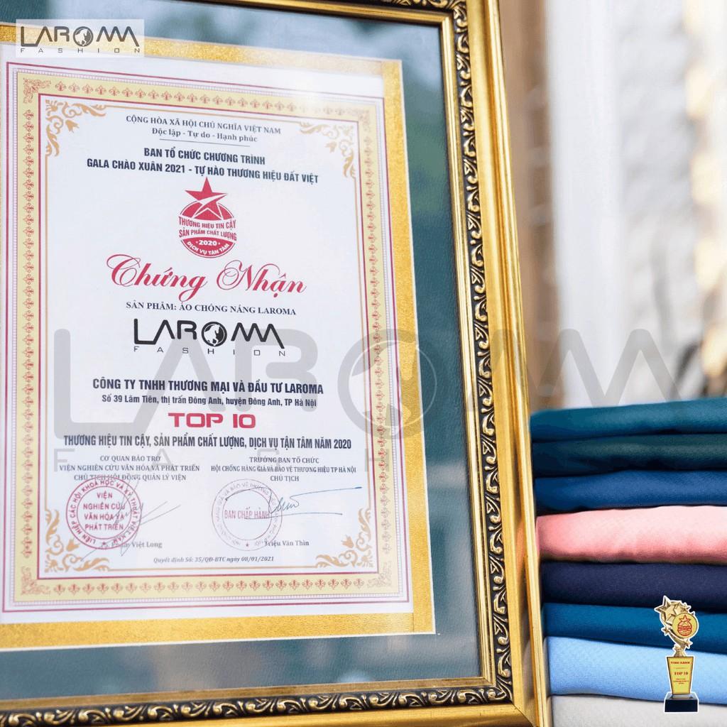 Áo chống nắng trẻ em Laroma 2021