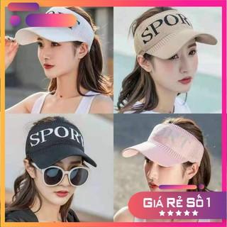 Mũ thể thao SPORT🍁 [ FREE SHIP ]🍁 mũ nón kết phong cách hàn quốc