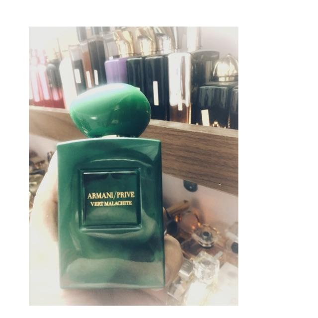 nước hoa chiết armani prive vert malachite